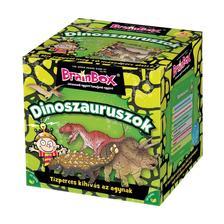 93638 - Brainbox, dinoszauruszok