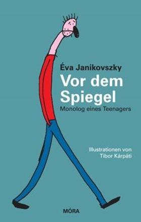 JANIKOVSZKY ÉVA - Vor dem Spiegel