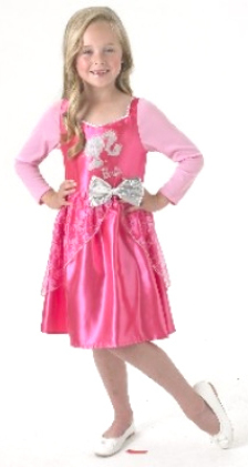 Rubies Barbie gyerek jelmez T