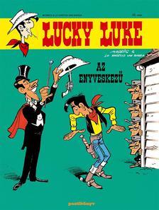 Morris - Lo Hartog Van Banda - Lucky Luke 33. - Az enyveskezű
