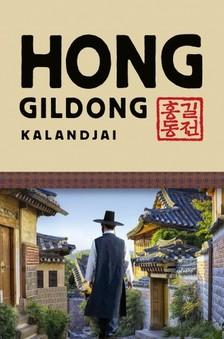 Kang Minsoo - Hong Gildong kalandjai [eKönyv: epub, mobi]