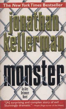 Jonathan Kellerman - Monster [antikvár]