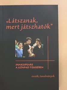 """Bezerédi Zoltán - """"Látszanak, mert játszhatók"""" [antikvár]"""