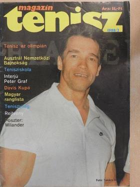 Tenisz magazin 1988/2 [antikvár]