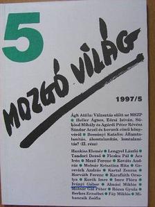 Agárdi Péter - Mozgó Világ 1997. május [antikvár]