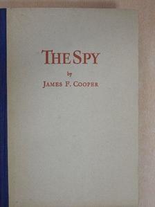 James Fenimore Cooper - The spy [antikvár]