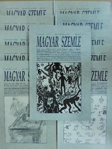 Bába Iván - Magyar Szemle 1995. (nem teljes évfolyam) [antikvár]