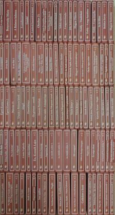 Ady Endre - Nemzeti könyvtár 1-100. (nem teljes sorozat) [antikvár]