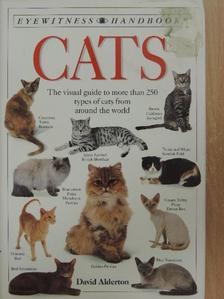 David Alderton - Cats [antikvár]