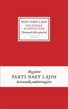 Parti Nagy Lajos - Rókatárgy alkonyatkor