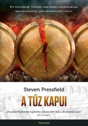 Steven Pressfield - A tűz kapui