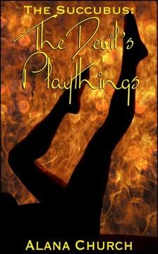 Church Alana - The Devil's Playthings [eKönyv: epub, mobi]