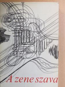Adam Mickiewicz - A zene szava [antikvár]