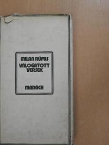 Milan Rúfus - Válogatott versek [antikvár]
