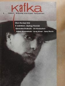 Adam Krzeminski - Kafka 2001/1. [antikvár]