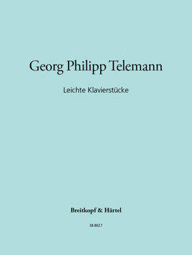 TELEMANN - KLAVIERUNTERRICHT MIT GEORG PHILIPP TELEMANN