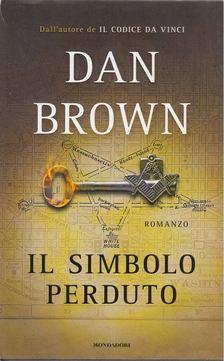Dan Brown - Il simbolo perduto [antikvár]