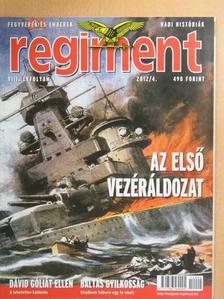 Farkas Tibor - Regiment 2012/4. [antikvár]