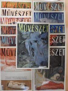 Antal István - Új Művészet 2000. január-december [antikvár]