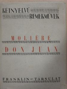 Moliére - Don Juan [antikvár]