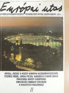 Antonio Massimo Calderazzi - Európai utas 1993/2. [antikvár]