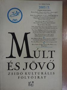 Bacskai Sándor - Múlt és Jövő 2003/3. [antikvár]