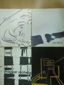 Lázár Eszter - Magyar Műhely 1997/1-4. [antikvár]