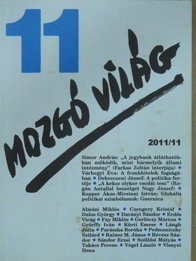 Almási Miklós - Mozgó Világ 2011. november [antikvár]