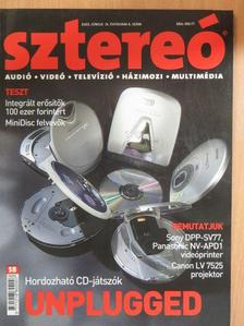 Cserép Árpád - Sztereó 2002. június [antikvár]
