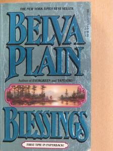 Belva Plain - Blessings [antikvár]