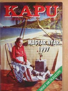Ágoston András - Kapu 1997/6-7. [antikvár]