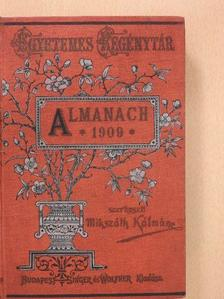 Ambrus Zoltán - Almanach az 1909-ik évre [antikvár]