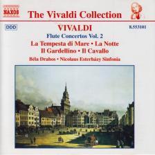 Vivaldi - FLUTE CONCERTOS VOL.2 CD