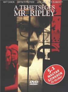 ANTHONY MIGHELLA - A TEHETSÉGES MR.RIPLEY DVD