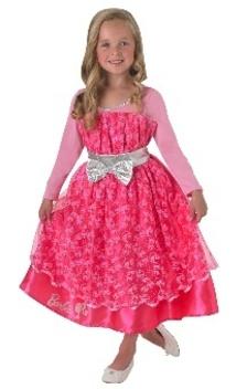 Rubies Barbie Deluxe jelmez T