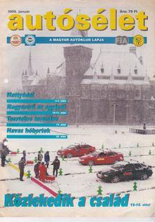 Fehér György - Autósélet 1999. január [antikvár]