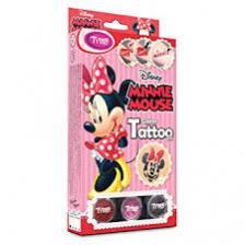 Minnie Mouse Disney tetoválások