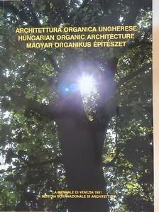 Fekete György - Magyar organikus építészet [antikvár]