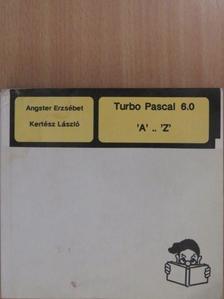 Angster Erzsébet - Turbo Pascal 6.0 [antikvár]