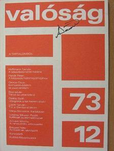 A. N. Leontyev - Valóság 1973. december [antikvár]