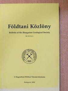 Bada Gábor - Földtani Közlöny 2000/4. [antikvár]