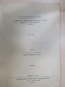 László György - Építésgépesítés IV. [antikvár]
