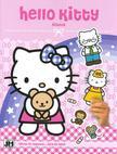 Hello Kitty - A4 Szórakoztató matricák