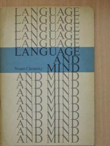 Noam Chomsky - Language and Mind [antikvár]