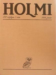 Határ Győző - Holmi 2004. (nem teljes évfolyam) [antikvár]