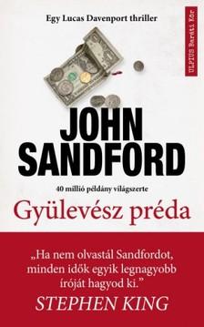 John Sandford - Gyülevész préda [eKönyv: epub, mobi]