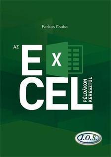Farkas Csaba - Az Excel példákon keresztül