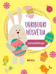 Ugribugri húsvétja - Színezőkönyv