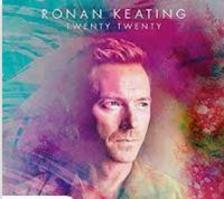 Ronan Keating - TWENTY TWENTY CD