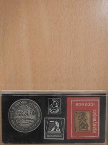Kiss Dezső - Borsodi Szénbányák (minikönyv) - Plakettel és éremmel [antikvár]